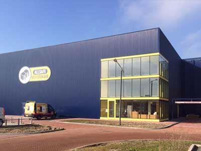 Afhaalpunt ALLSAFE Mini Opslag Arnhem